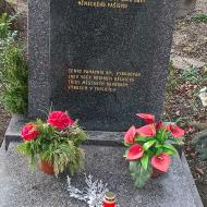 Památník Karla Aksamita v Teplicách
