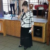 Moderátorka akce Zdeňka Hornofová