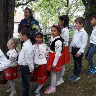 Dětský soubor z Dětského domova ve Staňkově